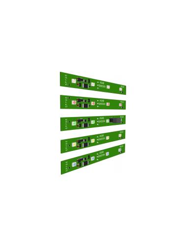 Circuit led verte pour hublot à LED NIRC3-WMN & NICL-WSA
