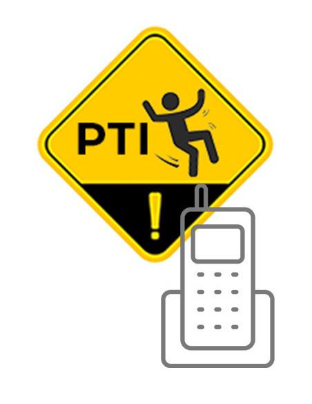 DECT - Protection des Travailleurs Isolés (PTI / DATI)